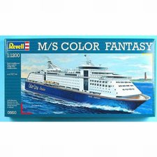 Revell 1:1200 05810 M/S Color Fantasy
