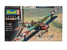 Revell 1:48 Roland C.II Model Kit - 03965