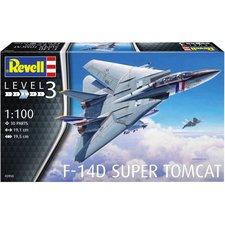 Revell 1:100 03950 F-14D Super Tomcat