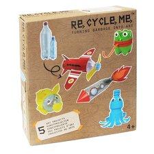 Betterbrand Set Re-cycle me pro kluky – PET lahev