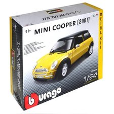 Bburago Kit Mini Cooper 1:24