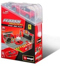 Bburago Ferrari Open and Play set 1:43