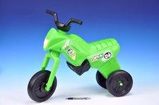 Yupee odrážedlo Enduro velké zelené