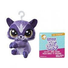Hasbro Littlest Pet Shop Plyšák s klipem