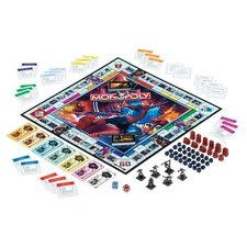 Hasbro Monopoly Spiderman