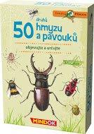 Mindok Expedice příroda: 50 hmyzu a pavouků