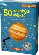 Mindok 50 nebeských objektů