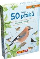 Expedice příroda: 50 ptáků - Mindok