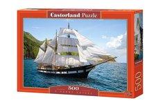 Castorland Puzzle Plachetnice 500 dílků