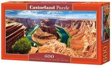 Castorland Panoramatické puzzle Horseshoe Bend, Arizona 600 dílků