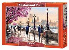 Castorland Puzzle Podél řeky 2000 dílků