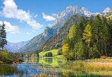 Castorland Puzzle Útočiště pod Alpami 3000 dílků