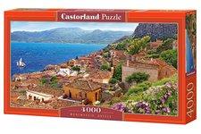 Castorland puzzle 4000 dílků - Monemvasia, Řecko