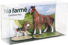 Albi Kouzelné čtení - Rozšíření hry Na farmě 1 (hříbě a štěně)