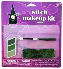 Make-up čarodějnice