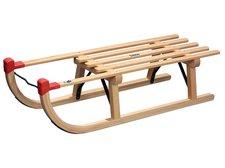 Saně dřevěné 100cm