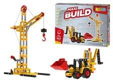 Efko ROTO STAVEBNICE - Maxi BUILD 453 dílků