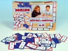 Svoboda Domino: Sčítání odčítání do 10