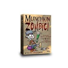 ADC Blackfire Munchkin: Zombíci