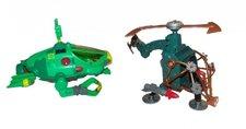 Želvy Ninja - Bojové stroje, různé druhy
