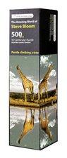Ditipo Puzzle 3D Žirafy v jezírku 500 dílků