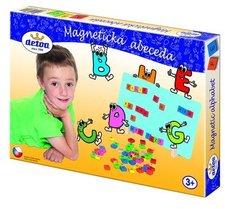 Detoa Magnetická abeceda