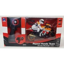 Model Repsol Honda Honda Radio 1:9 s dálkovým ovladačem