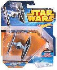Hot Wheels Star Wars kolekce hvězdných lodí Tie Fighter