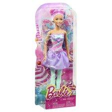 MATTEL BRB Barbie panenka víla 32cm s křídly set s doplňky