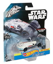 Hot Wheels Star Wars Carship Millennium Falcon
