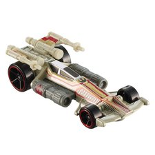 Mattel Hot Wheels Star Wars CarShips X-Wing Fighter