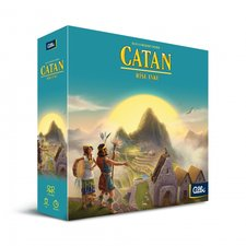 Albi Catan - Říše Inků