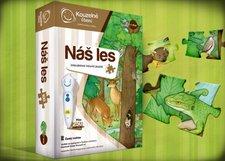 Albi Kouzelné čtení - Puzzle Náš les