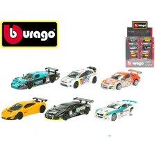 Bburago 1:43 RACE - různé druhy