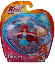 WinX Panenka Believix Action Dolls Bloom