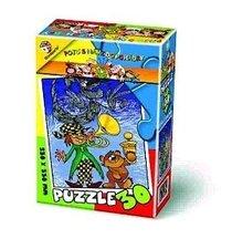 Puzzle 30 Pojď s námi do pohádky Ferda Mravenec
