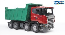 Bruder - Nákladní auto Scania - sklápěč