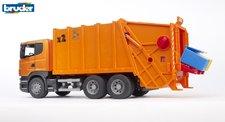 Bruder - Nákladní auto Scania - popelářský vůz