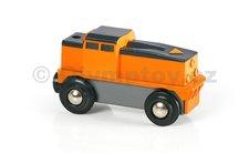 Elektrická nákladní lokomotiva (baterie AA není součástí)