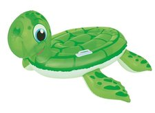 Nafukovací želva s držadly, 140 x 140 cm