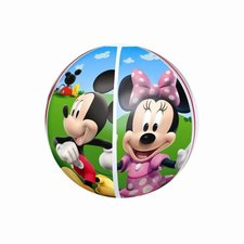 Nafukovací míč - Mickey Mouse/Minnie, průměr 51 cm