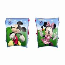 Nafukovací rukávky - Mickey Mouse/Minnie, 2 druhy