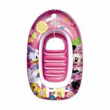 Nafukovací dětský raft - Minnie/Daisy, rozměr 112x74 cm