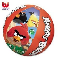 Nafukovací míč - Angry Birds, průměr 51 cm