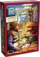 Mindok Carcassonne: Kupci a stavitelé