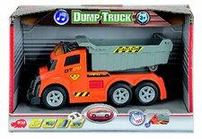 Action Series Dump Truck 15 cm, světlo, zvuk