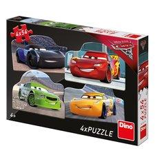 WD Cars 3: Rivalové 4x54D