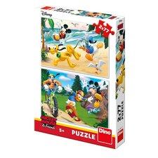 WD Mickey sportuje 2x77D