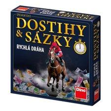 Dino Dostihy a sázky-Rychlá dráha hra