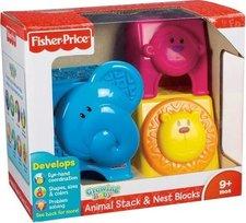 Fisher Price  Kostičky zvířátka